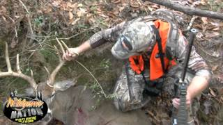 Wild Game Nation Whitetail Deer Hunting With The Powebelt Bullet