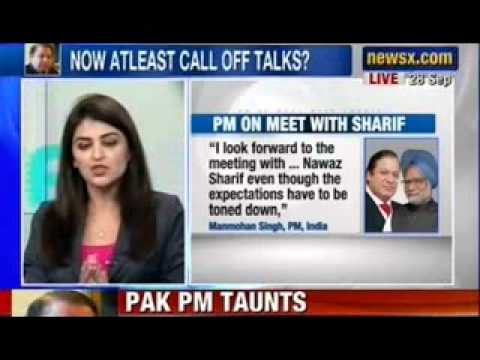 News X : 'Pakistan is the epicentre of Terror' says PM Manmohan Singh