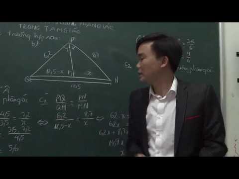 tính chất tia phân giác của góc [OnToan.vn]