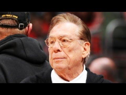 NBA Bans Team Owner Donald Sterling for Life