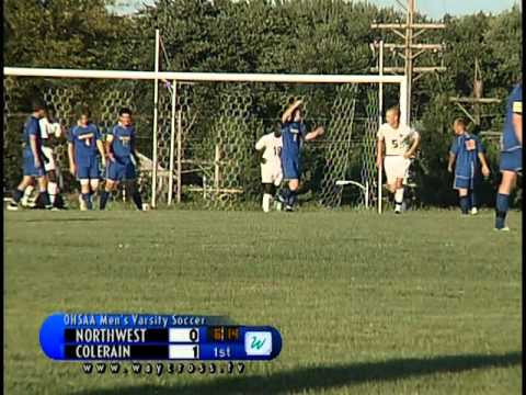 Northwest vs Colerain Mens Soccer Scoring Plays.mpg