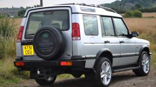 Land Rover Discovery Series 2 TD5