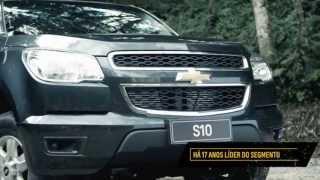 Chevrolet S10 2014 E Chevrolet Trailblazer 2014 Agora