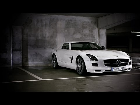 Mercedes-Benz TV: A Mercedes-Benz with wings - the SLS AMG