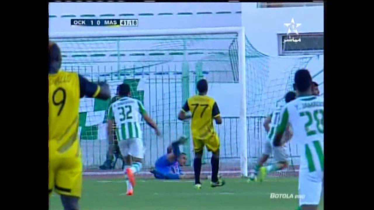 OCK Olympique de Khouribga 2-1 Maghreb Fez