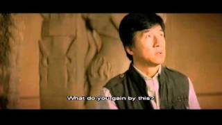 "Jackie Chan Speaking Malayalam In ""The Myth"""
