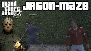 GTA Online: Jason-Maze
