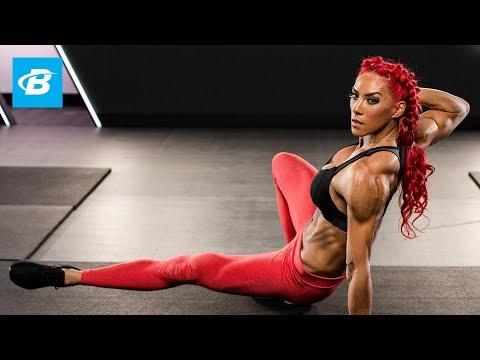 At-Home Upper Body Strength Workout   FYR 2.0: Hannah Eden