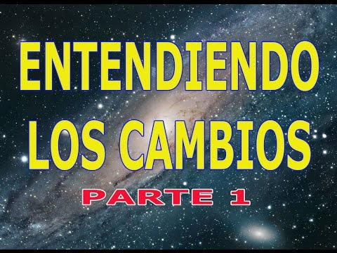 2012 ENTENDIENDO LOS CAMBIOS - Parte 1 (El verdadero Mensaje Maya)