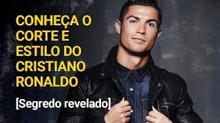 [Segredo Revelado] Conheça O Corte Do Cristiano Ronaldo