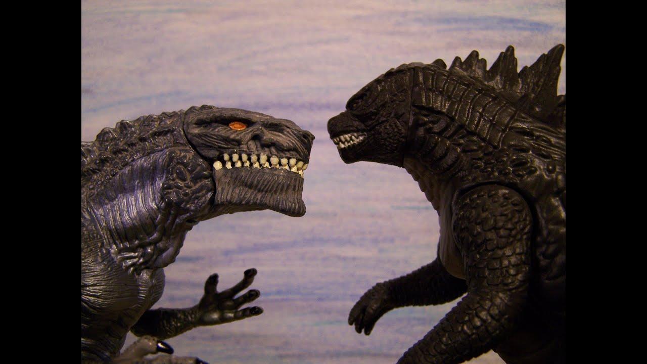 Godzilla 1998 vs Godzilla 2014 - 842.1KB