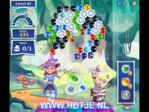Bubble Witch Saga 2 level 87