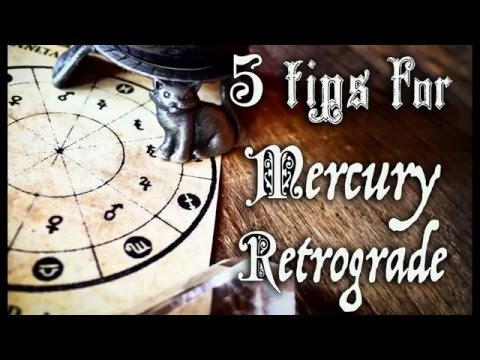 5 Tips to Survive the Mercury Retrograde ~ The White Witch Parlour