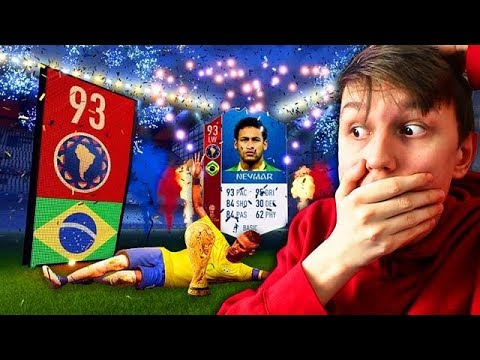 ICON + MESSI In The BEST World Cup GAME MODE PACK OPENING!!! (FIFA 18)
