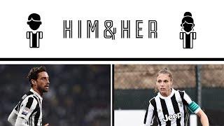 #HimAndHer Ep. 6: Salvai interviews Marchisio!