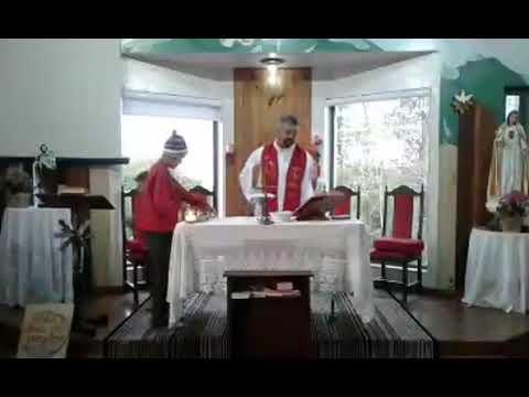 Santa Missa | 14.09.2020 | Segunda-feira | Padre Paulo Sérgio Mendes da Silva | ANSPAZ