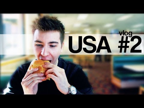 USA #2 - Amerykańskie FAST FOODY