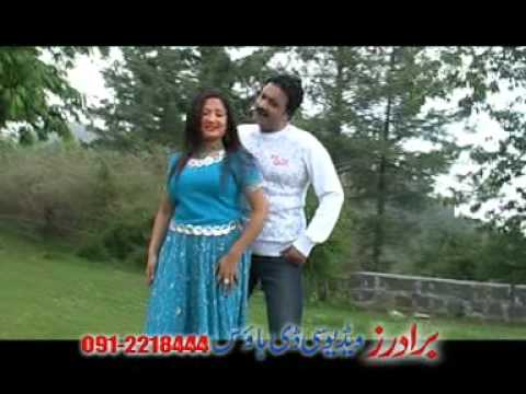 Raees Bacha & Salma Shah New Mast song ! Zama Da Paake Meene Yaara  !!