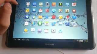 Galaxy Tab 2 10.1 Inch Tablet Review, Features, Camera And