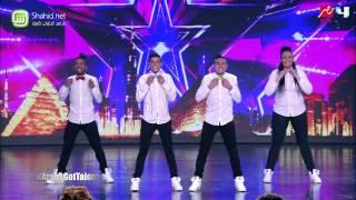 Arabs Got Talent - الجزائر - المغرب - Stand Up Crew