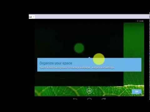 how to install android KitKat 4 4 & Android Lollipop 5 1 in PC and laptop