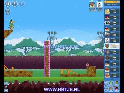 Angry Birds Friends Tournament Week 93 Level 6 high score 120k (tournament 6)