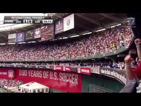 Jozy Altidore USMNT Goalography