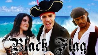 "BLACK FLAG (Assassin's Creed 4 / Katy Perry ""Dark Horse"