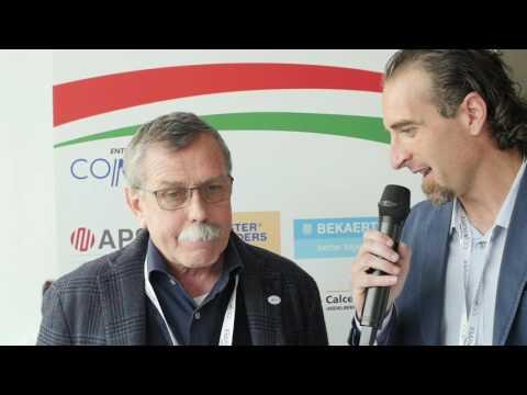 Enzo Parietti: intervista al FORUM NAZIONALE MASSETTI e PAVIMENTI