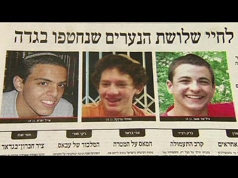 Dozens more Palestinians detained as search for missing Israeli teenagers continues