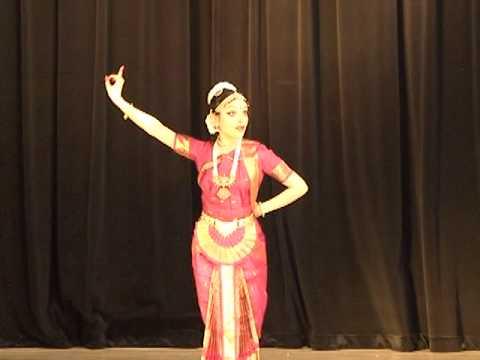 Bharatanatyam - Javali (Anwesha Das)