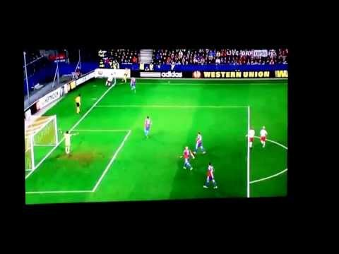 Salzburg vs Basel 1:0      22 Minute