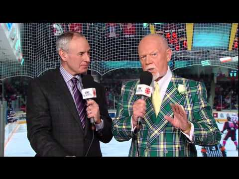 HNIC - Coach's Corner - Feb 9th 2013 (HD)