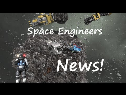 Space Engineers - News 15.05.2014 - Missile Turrets / Neue Spawnschiffe / Waffen Modi