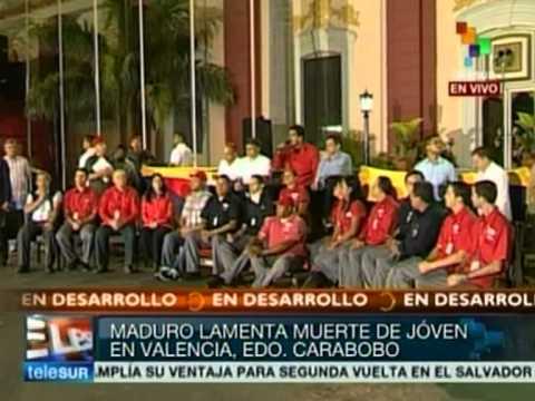 MADURO: CNN SE VA DE VENEZUELA