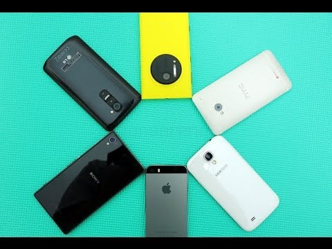 Top 5 Best Smartphone Cameras - Photo & Video (4k)