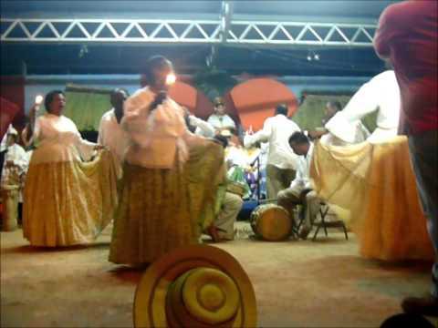 Baile de la cumbia darienita folclore de panam 225