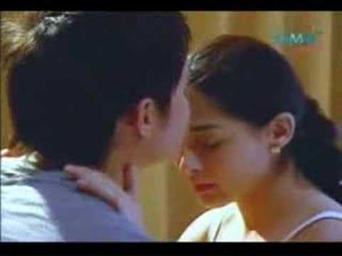 My Valentine, kissing scenes Marian and Dingdong