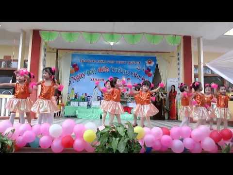 Trường mầm non Thuỵ Quỳnh khai giảng năm học mới 2013-2014