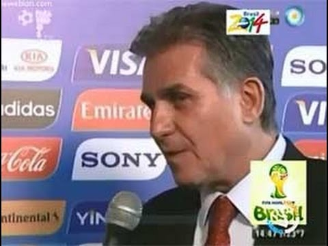 Full report of FIFA World Cup draw and comments of Iranian , Argentina,Nigeria and Bosnia coaches