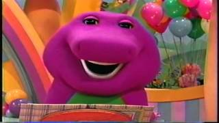Video my party with barney