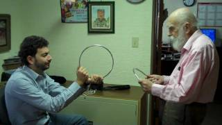 James Randi & Massimo Polidoro Linking Ring Trick