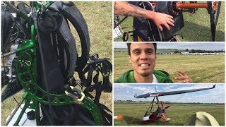 Future of Paramotors from Europe, Epic flight festival