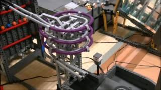 Hệ thống linh hoạt lắp ráp bằng LEGO cực ấn tượng