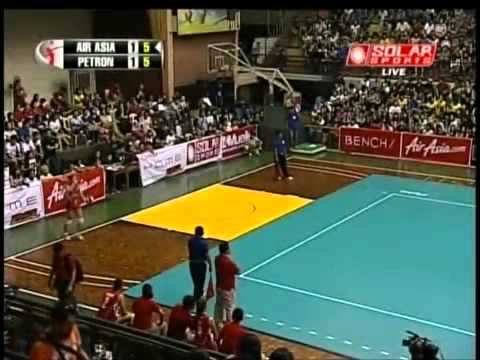 Air Asia vs Petron PSL All Filipino