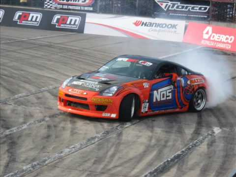 Super Drift en  Chile