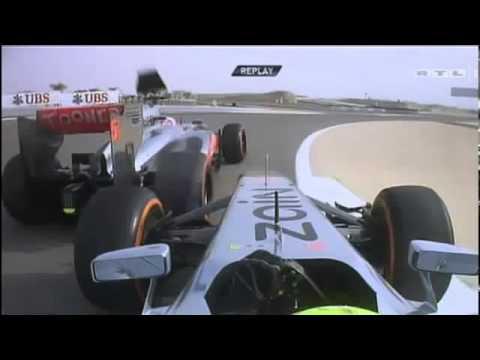 Bahrain 2013 - Team radio McLaren