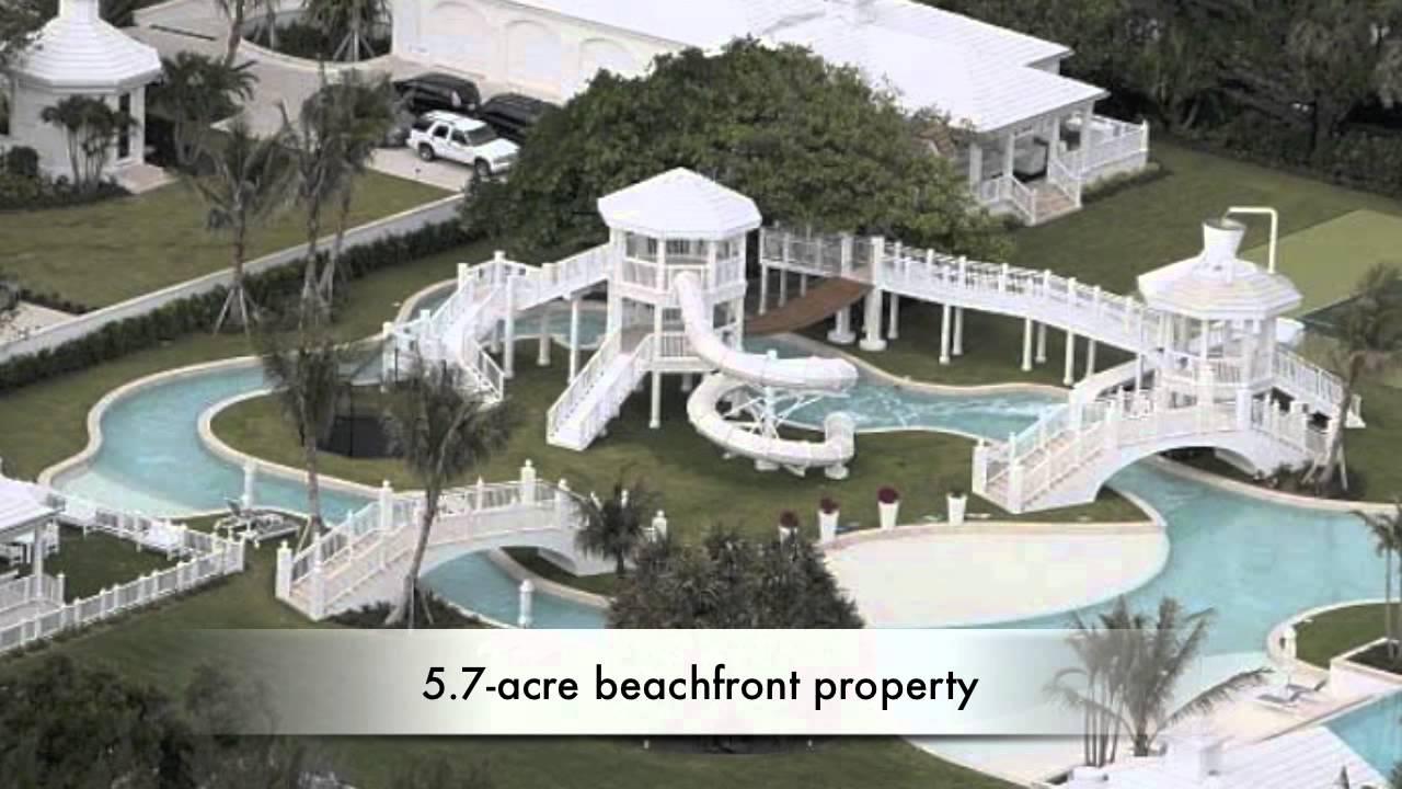 Celine Dion House Jupiter Island Address
