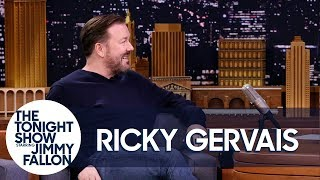 Ricky Gervais Enjoys Freaking Out Twitter Trolls