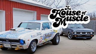Ohio Street Freak: 1969 Chevrolet Nova - The House Of Muscle Ep. 4. MotorTrend.